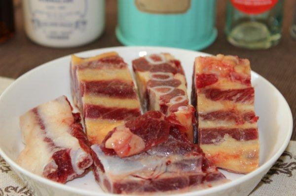画像1: 国産 無添加  冷凍馬肉 軟骨 ドッグフード (1)