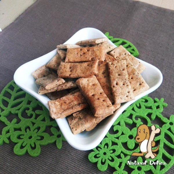 画像1: 【国産無添加】ペット用手作りクッキー かつお味 / 犬おやつ・猫おやつ (1)