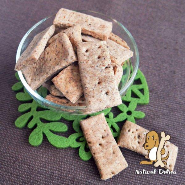 画像1: 【国産無添加】ペット用手作りクッキー いわし味 / 犬おやつ・猫おやつ (1)